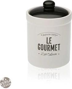 Keramická dóza, Gourmet, 11x11x15,1 cm Versa Home 21440019