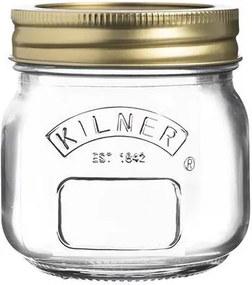 Zaváracia fľaša 0,25 l Kilner