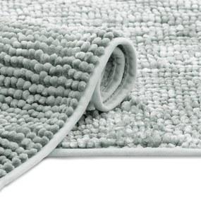 AmeliaHome Kúpeľňový koberec Bati šedý