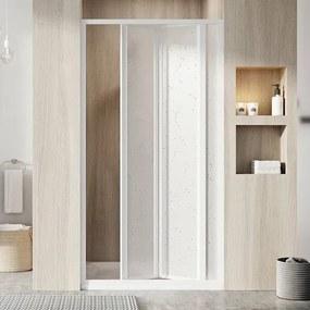 Sprchové dvere 80x185 cm Ravak Supernova biela 02V4010011