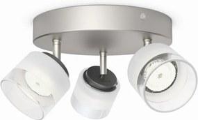 LED stropné svietidlo bodové Philips FREMONT 3x4W