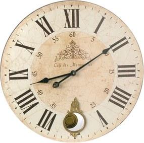 Nástenné hodiny Antic Line So Little Time