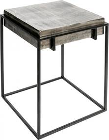 Hliníkový odkladací stolík Millenium, 42,5 cm