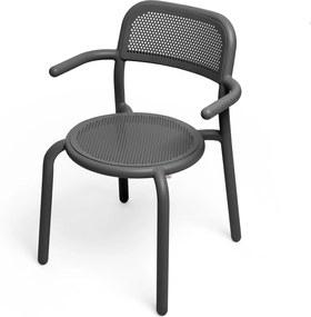 """Stolička s opierkami """"Toní Armchair"""", 5 variantov - Fatboy® Farba: anthracite"""