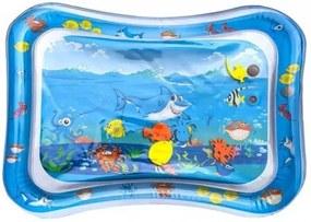 9953 Nafukovacia vodná podložka so žralokom