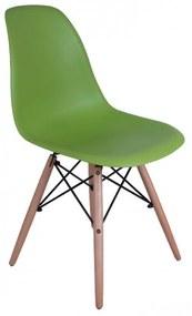 TZB Stolička Paris - zelená