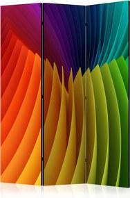 Paraván - Rainbow Wave [Room Dividers] 135x172 7-10 dní