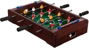 Mini stolný futbal KICKER hnedý