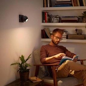 Philips Hue Buckram LED svetlo čierne rozšírenie