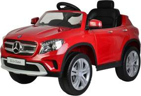 Buddy Toys Bec 8111 El.auto Mercedes GLA červená