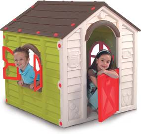 RANCHO PLAYHOUSE domeček - zelený Keter