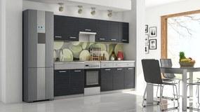 Kuchyne MORENO grafit 3