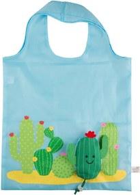 Nákupná taška Sass & Belle Colorful Cactus