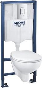 Grohe BAU CERAMIC komplet WC pre zamurovanie 39418000
