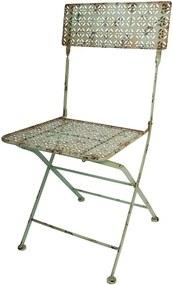 Skladacia záhradná stolička Esschert Design