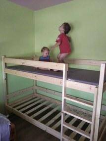 FA Poschodová posteľ Paulína 200x90