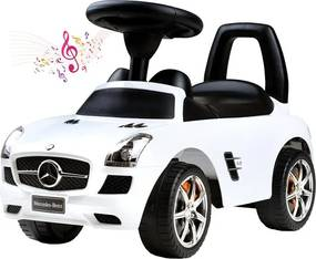 BAYO Bayo Mercedes Benz Detské jazdítko-odrážadlo Bayo Mercedes-Benz white Biela |
