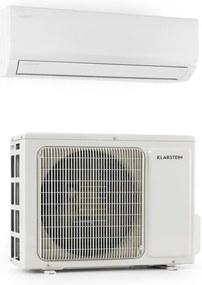 Klarstein Windwaker Pro 9, biela, Invertor Split, klimatizácia, 9000 BTU, A