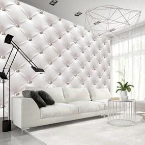 Samolepiaca tapeta biela elegancia - White Elegance