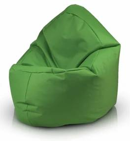 Ecopuf Sedací vak ECOPUF - ZAC - polyestér NC2 - Zelená