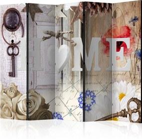 Paraván - Home: Enchanting Memories [Room Dividers] 225x172 7-10 dní