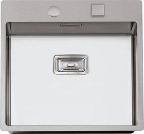Sinks nerezový drez BOXER 550 FI