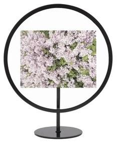 Fotorámček INFINITY 10 x 15 cm čierny, Umbra, fan-1012271040/S, 22 x 28 x 10 cm