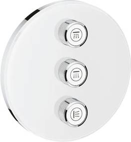 Termostat Grohe Smart Control bez podomietkového telesa Moon White, Yang White 29152LS0
