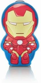 Philips 71767/35/16 Disney Iron Man baterka, LED, 0.3W, bez batérií