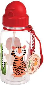 Fľaša na vodu Rex London Colourful Creatures, 500 ml