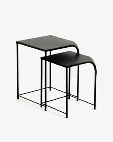 PLIMTON sada dvoch príručných stolíkov