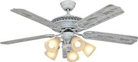 Stropný ventilátor Casafan Centurion 132 starožitná biela