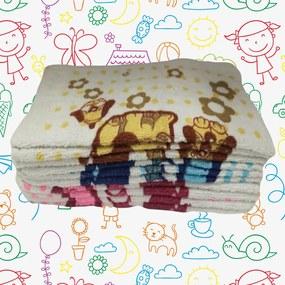 Moona Home Textile Detské uteráky Amaranth (12 ks), 60 x 30 cm