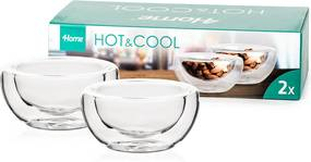 4home Termo miska Hot&Cool, 220 ml, 2 ks