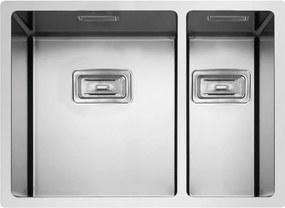 Sinks nerezový drez BOX 585.1 FI