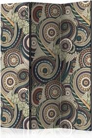 Paraván - Posh ornament [Room Dividers] 135x172
