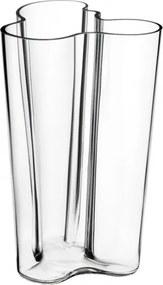 Váza Alvar Aalto 251mm, číra Iittala
