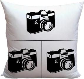 Fotovankúš (40x40) z 3 fotiek