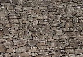 Fototapety, rozmer 368 x 254 cm, kamenná múr, Sunny Decor SD908