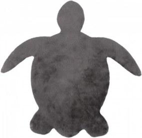 Obsession koberce Pro zvířata: kusový koberec Luna 853 grey - 83x92 cm