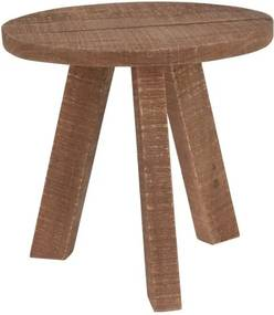 Sconto Stolík J11300990 teakové drevo