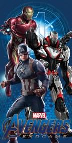 Jerry Fabrics Osuška froté Avengers Endgame , 70x140 cm