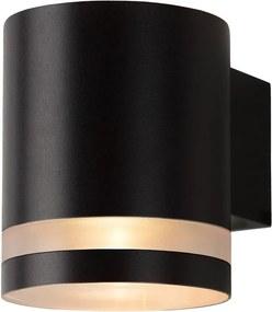 LED vonkajšie nástenné svietidlo lampa Lucide BASCO-LED 1x5W GU10