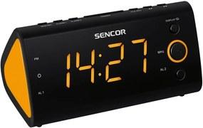 SENCOR SRC 170 OR Rádiobudík 35039462