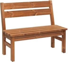 Záhradná lavica drevená PROWOOD – Lavica LV1 110