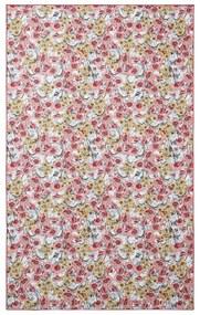 CRIVIT® Rýchloschnúci uterák z mikrovlákna, 110 x 180 cm (kvety), viacfarebná (100292459)