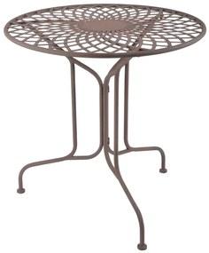 Esschert Design Stôl v starom anglickom štýle kovový MF007