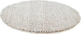Obsession koberce Ručně tkaný kusový koberec Loft 580 IVORY - 120x120 cm