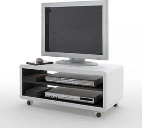 TV stolík Jeff - biely tvs-jeff-biely-1534 tv stolky