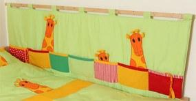 Vreckár za posteľ Žirafa Klára